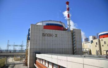 Ростовская АЭС 2 блок