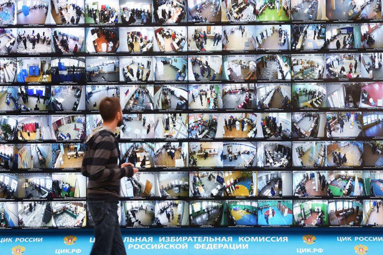 Во время выборов в Госдуму на Дону онлайн-трансляции будут вестись более чем с 1200 участков