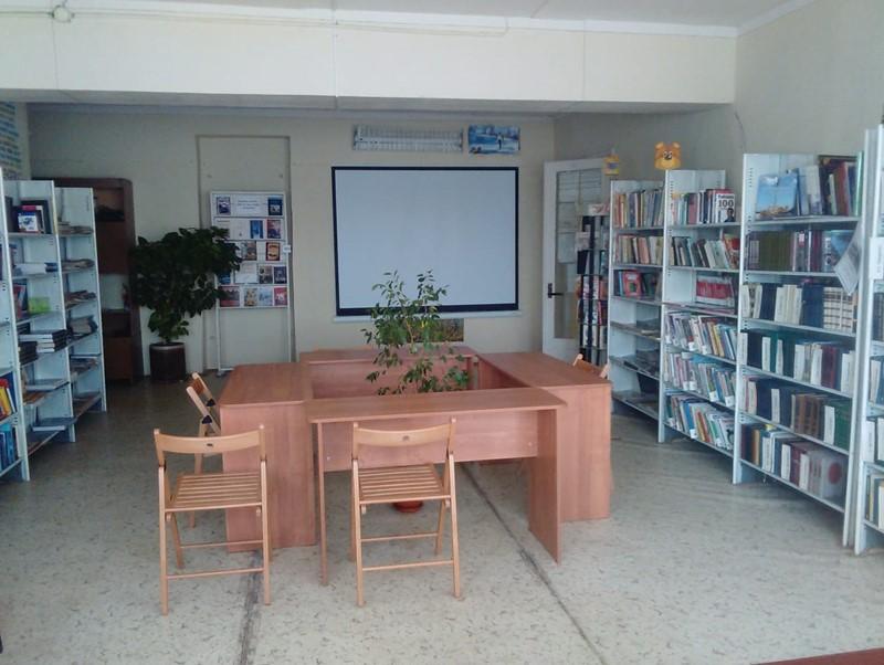 Книжный фонд Центральной библиотеки Волгодонского района пополнился 650 новыми экземплярами