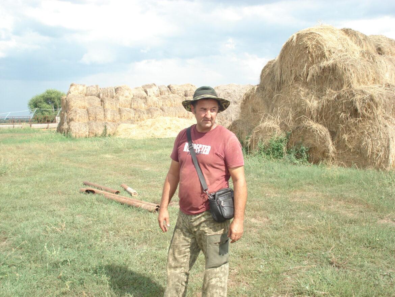 Индивидуальный предприниматель Николай Николаевич Капканов из хутора Рябичев умеет добиваться цели