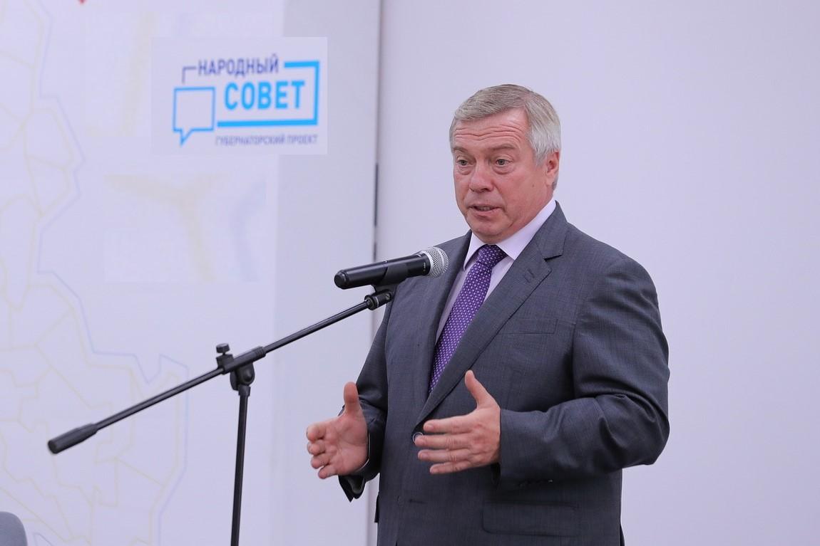 Жители Дона будут решать на что потратить полмиллиарда рублей в рамках проекта «Народный совет»