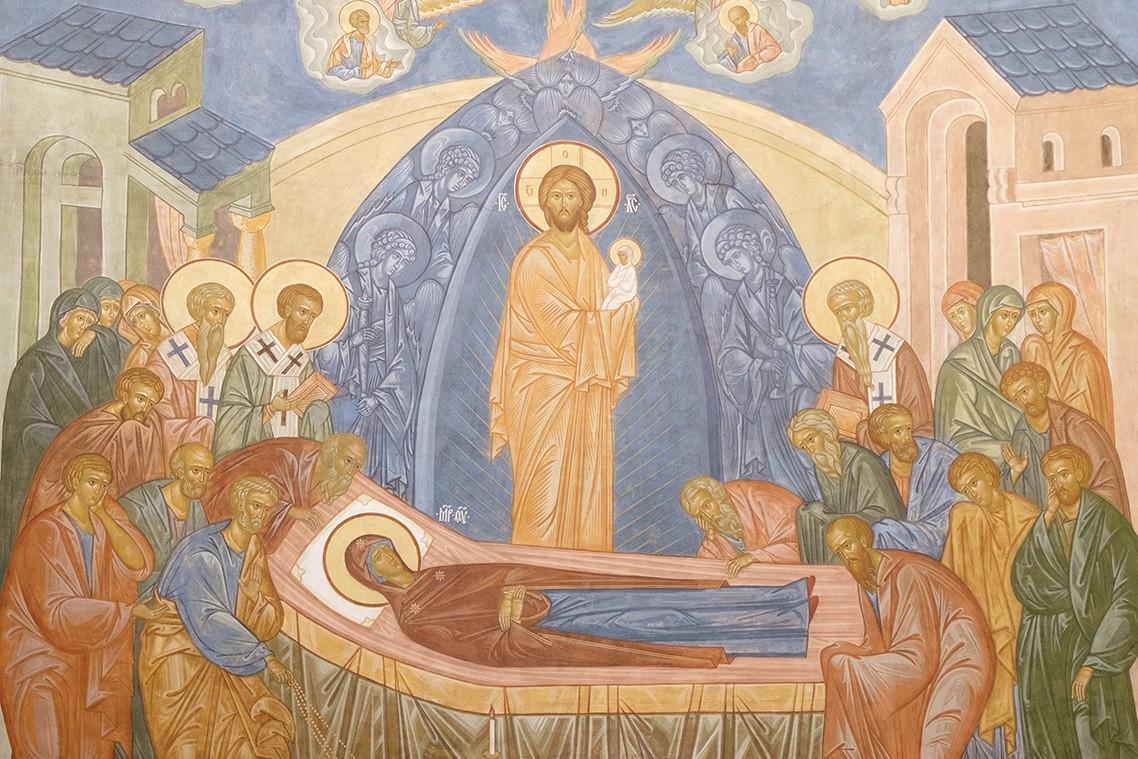 28 августа православные отмечают великий праздник — Успение Пресвятой Богородицы