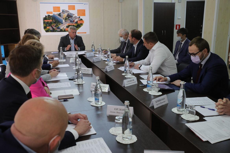 В Ростове-на-Дону стартовало строительство областного детского хирургического центра