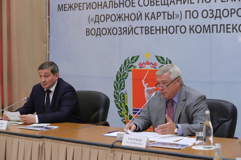 В Волгодонске обсудили меры по оздоровлению реки Дон