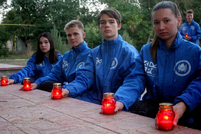 В Волгодонском районе состоялся ряд мероприятий в рамках акции «Россия — без террора!»