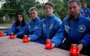 Акция Россия - без террора