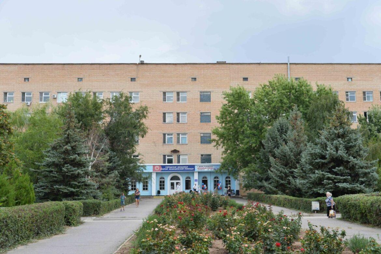 Завершён ремонт хирургического отделения БСМП Волгодонска