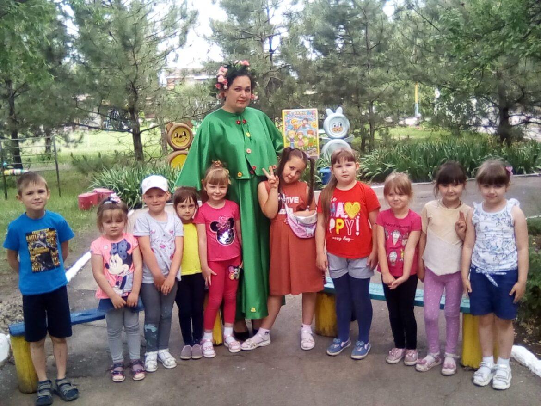Воспитатель детского сада «Солнечный зайчик» из поселка Солнечный Татьяна Григорьевна Растворова — профессионал от Бога