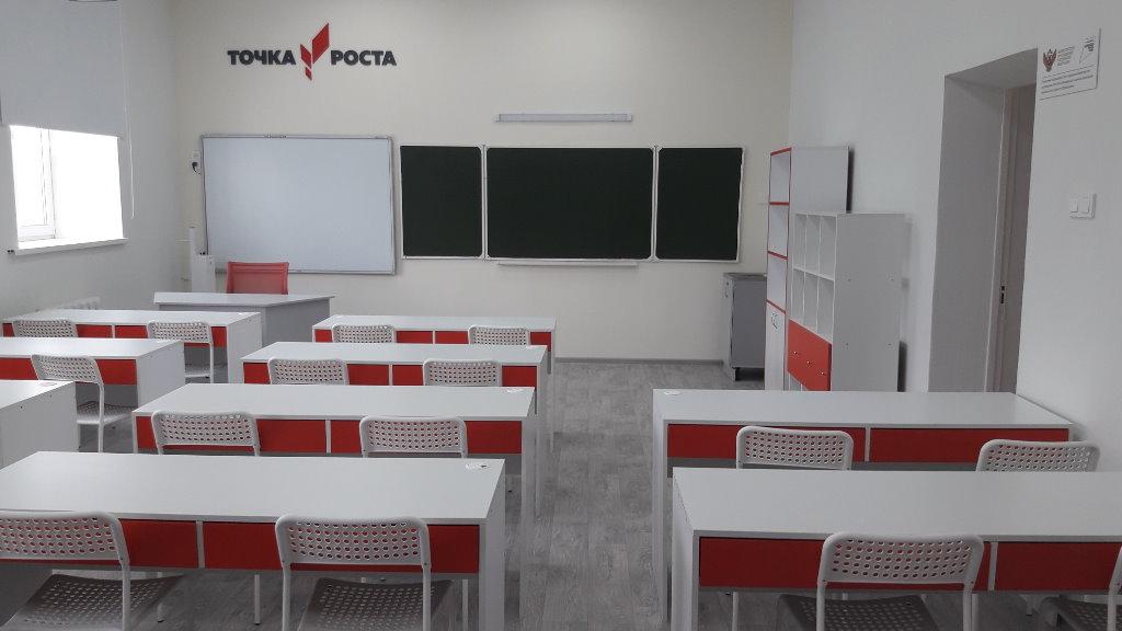 Открытие центров «Точка роста» в Волгодонском районе