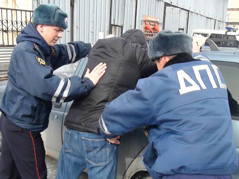 Полицейские Волгодонска задержали автоугонщика