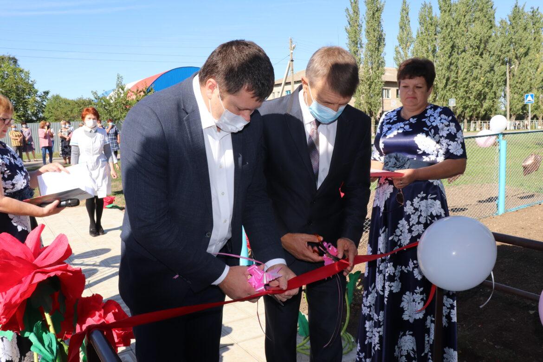 В поселке Донской в рамках реализации нацпроекта «Здравоохранение» открыт новый ФАП