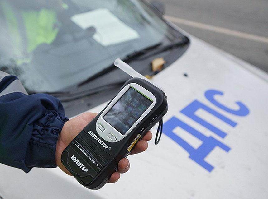 4 нарушителей выявили в Волгодонске в ходе рейда «Нетрезвый водитель»