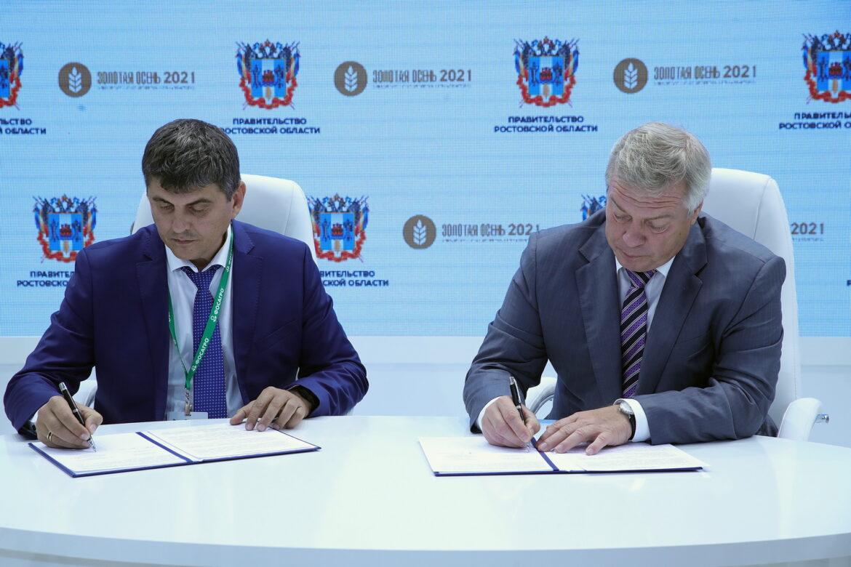 Два маслоэкстракционных завода построят в Ростовской области