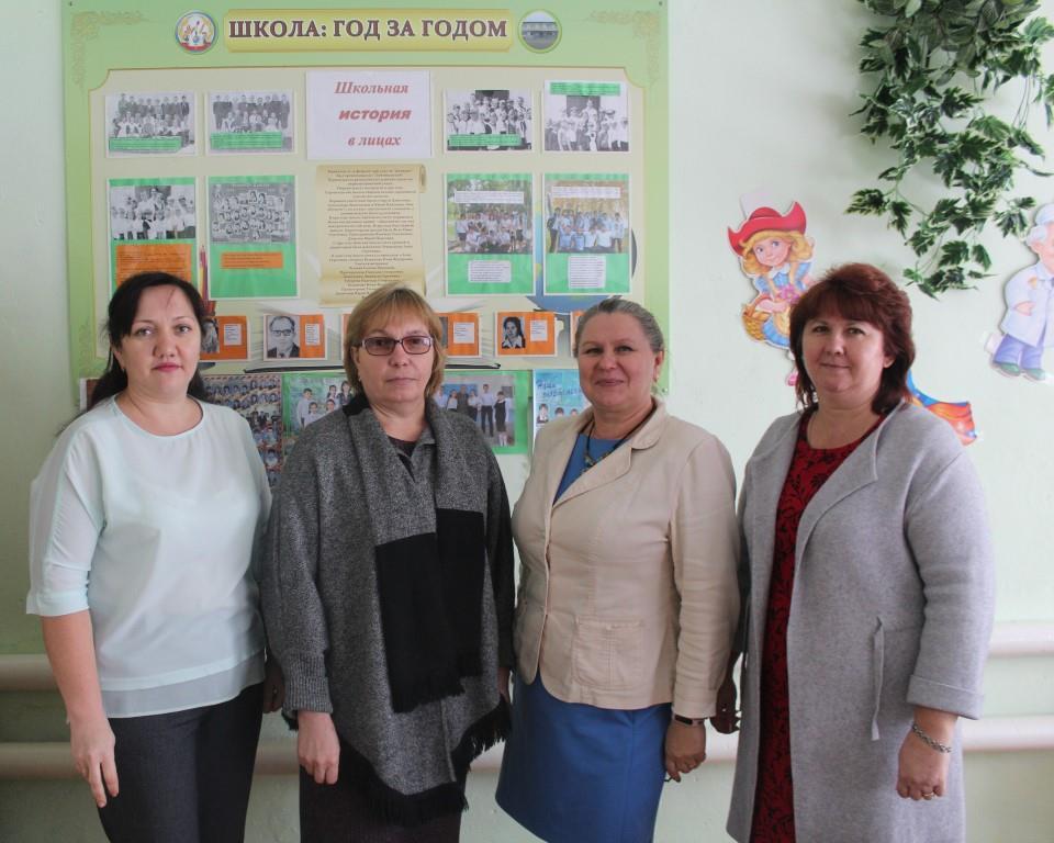 Восемь преподавателей Донской школы — её бывшие выпускницы