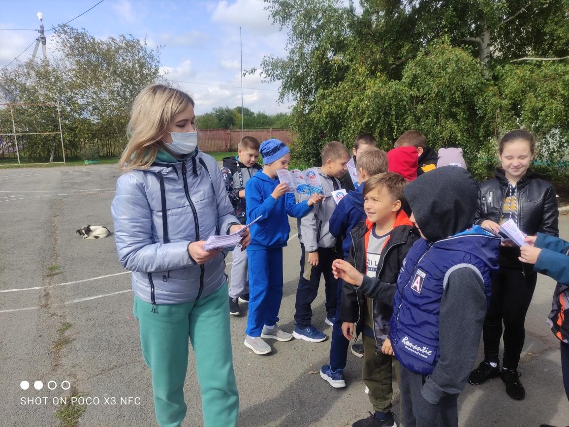 Для школьников Волгодонского района провели информационную программу «Интернет — проблема или достижение XXI!?»