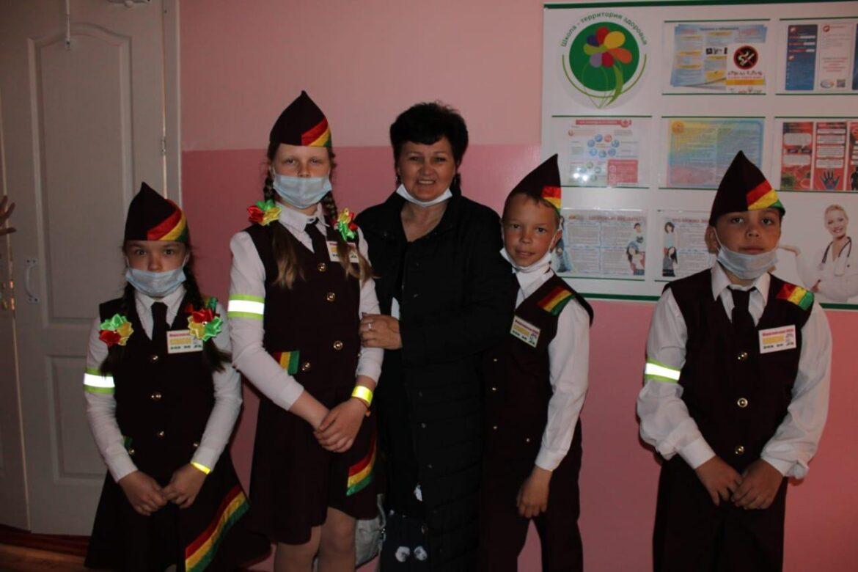 Учитель Морозовской школы Татьяна Яковлевна Китун живёт своим делом