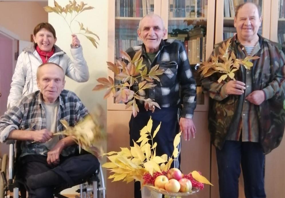 В Волгодонском районе состоялись мероприятия, посвященных Дню пожилого человека