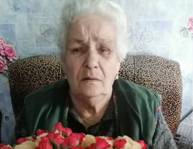 Администрация Добровольского сельского поселения поздравляет с 75-летним юбилеем Веру Гавриловну Лунегову