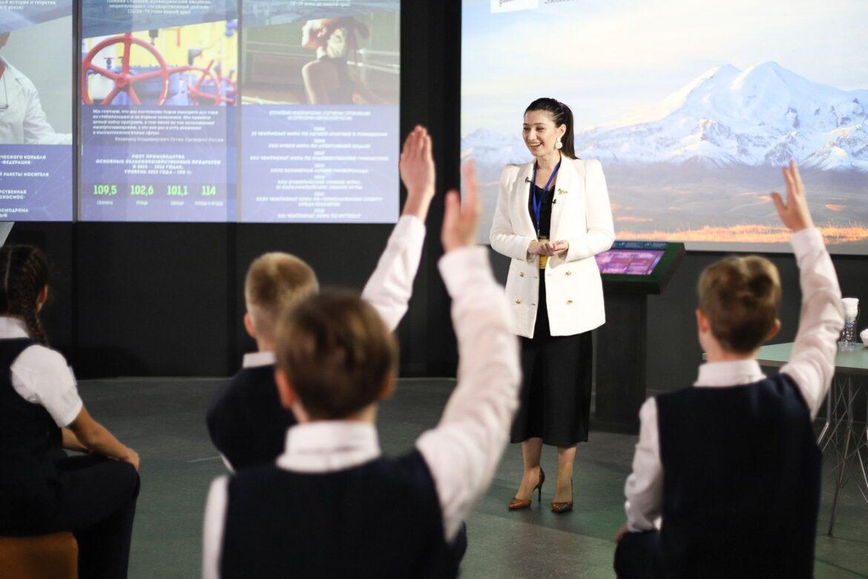 Стартовал второй очный тур Всероссийского конкурса «Учитель года России — 2021»