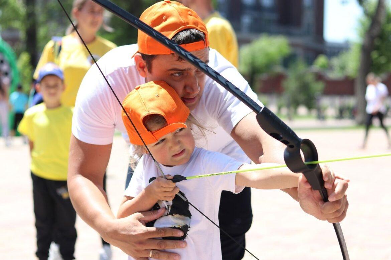 На Дону стартовали акции, приуроченные к празднованию Дня отца