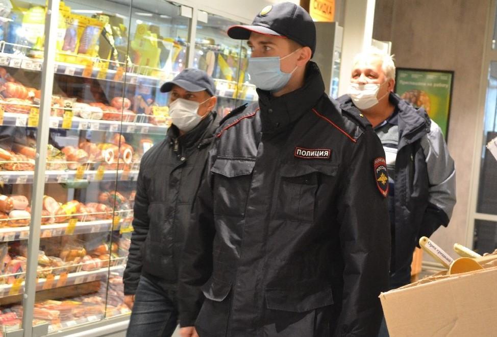 Населению Волгодонского района напомнили о необходимости ношение лицевых масок