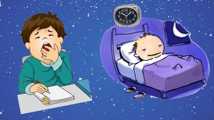 Сколько нужно спать человеку, чтобы выспаться